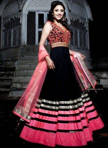 Anarkali Frock Suit Design