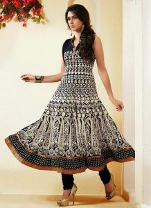 Anarkali Frock Suit Images