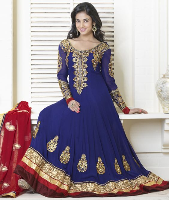 Hiba Anarkali Suits