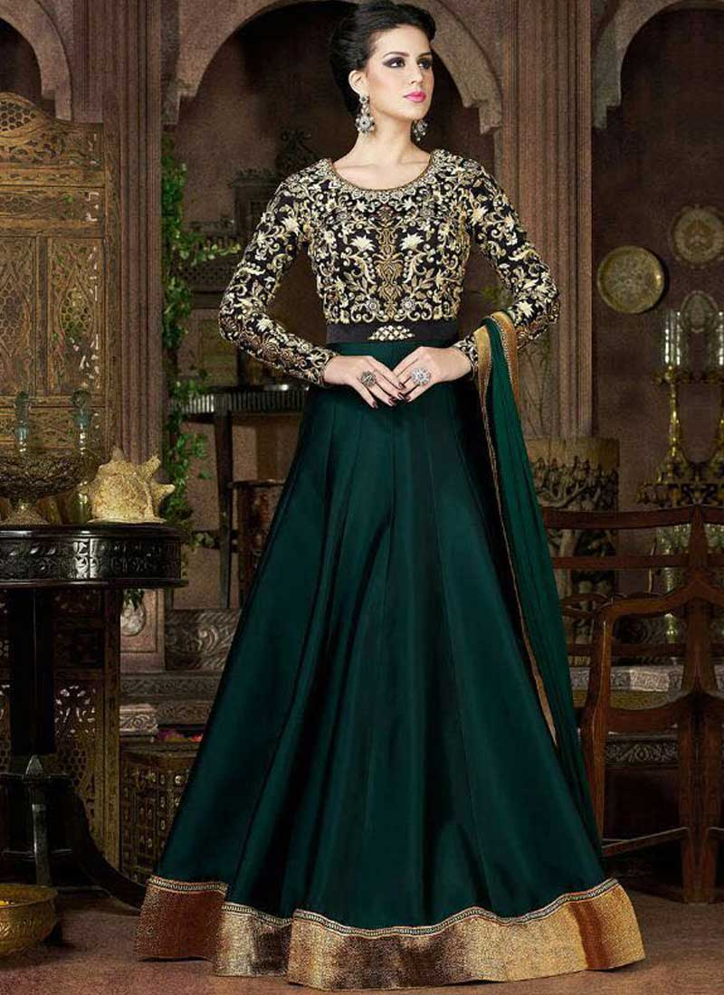Anarkali Gowns Design And Pictures Anarkali Dresses