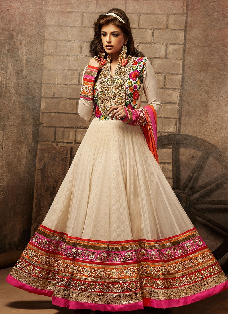 044993daa6 Designer Anarkali Dress Online Shopping